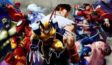 marvel_vs_capcom_2__promo_2_by_udoncrew